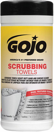 6383-06 SCRUBBING BUBBLE 25 COUNT CANISTER 6/CT