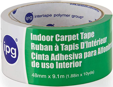 9971 TAPE 1.88 X10YD DOUBLE SIDED CARPET
