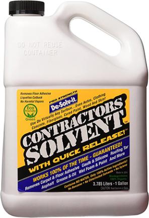 10151 SOLVENT GAL CONTRACTORS