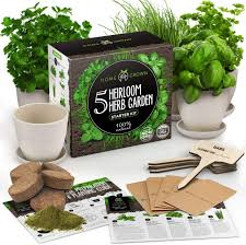 TRI-316 GROW KIT HERB / VEGGIE TRIO